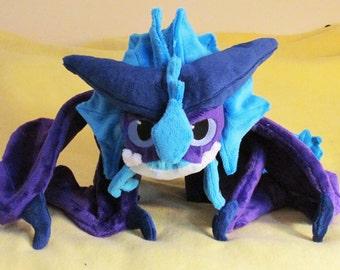 Sky Dragon Large Plush Toy