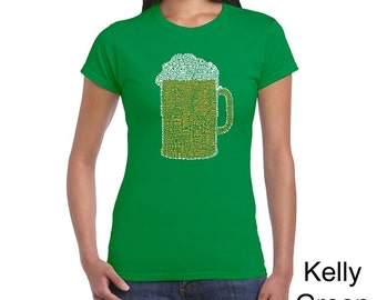 Women's T-shirt - Slang terms for being drunk