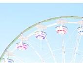 Ferris Wheel 5x7 Digital Print