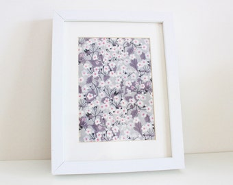 Frame Liberty Mitsi Pink and grey - ON ORDER -