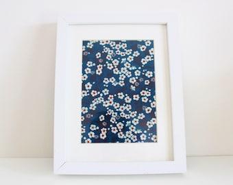 Frame Liberty Mitsi Blue - ON ORDER
