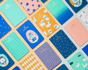 18 Pocket Notebooks Set with FREE SHIPPING Worldwide