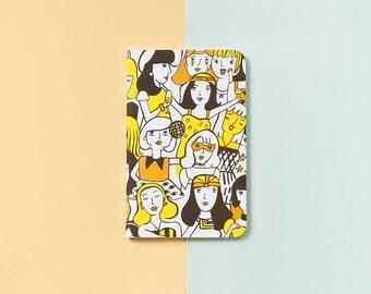 Dita Dance Floor Pocket Notebook