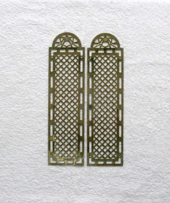 reserved for angela brass finger plates door furniture door. Black Bedroom Furniture Sets. Home Design Ideas
