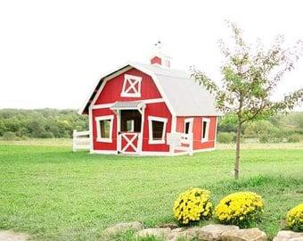 The Big Barn!