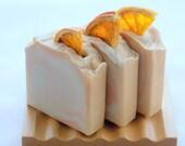 Vanilla Orange Scented Soap