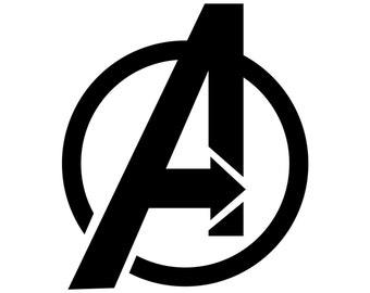 Avengers | Logo | Vinyl Decal