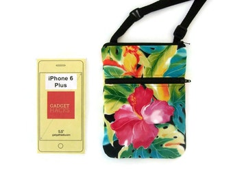 iPhone6 Plus Hipster, Small Purse, Crossbody Bag