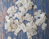300 Love Story Book Confetti - Love is Sweet, bridal showers, viniage weddings, upcycled books, book pages, romantic stories, heart confettu