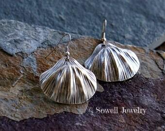 Sea Shell Earrings Beach Earrings Boho Jewelry
