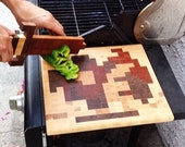 Link / Zelda Cutting Board with Sword