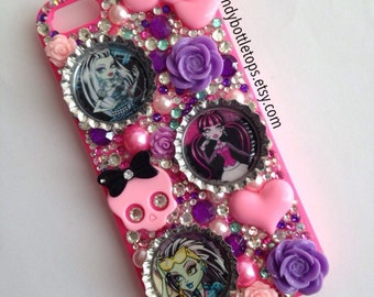Monster High Bottle Cap iPhone 5/5s Case