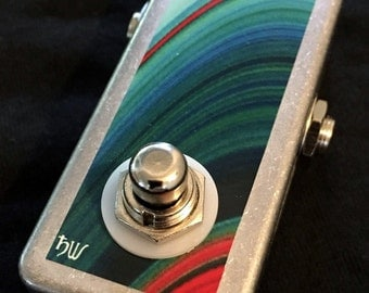 Saturnworks Momentary Compact Kill Switch Guitar Pedal