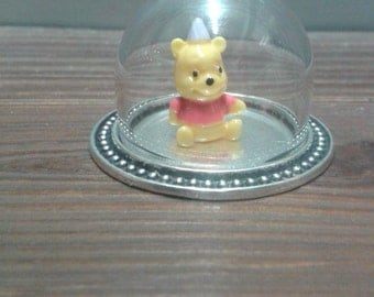 Dollhouse Miniature Glass dome
