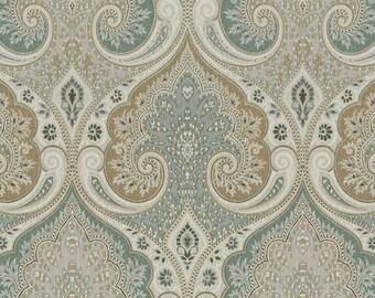 Pillow Cover - Kravet Latika Ikat - Same Fabric BOTH Sides- Pick Your Size