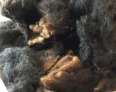 Raw Border Leicester Lamb's Fleece