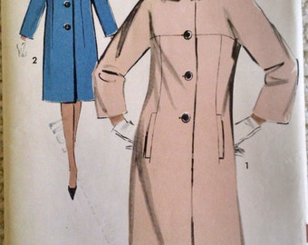 Advance Sew Easy  Misses Coat Pattern
