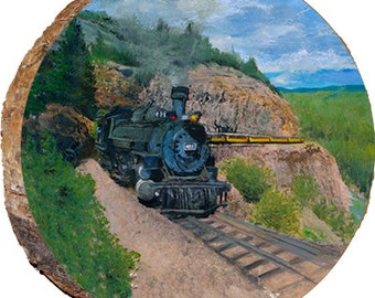 Great Divide Train - DCP061