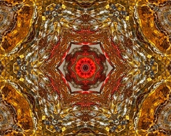 Mosaic, Photography, Digital Art, Abstract Art, Photo Art, Kaleidoscope