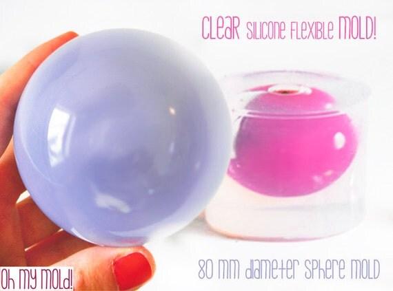 Ball Mold For Resin Mold For Resin Ball