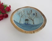 Little ceramic bowl Home Orchard