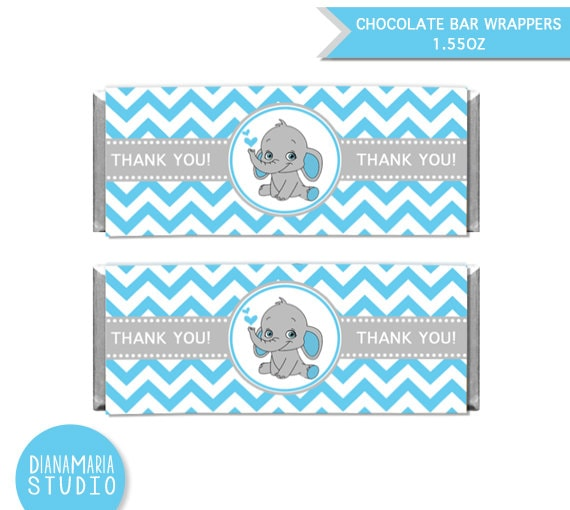 candy bar wrappers template for baby shower printable free - printable candy bar wrappers just b cause