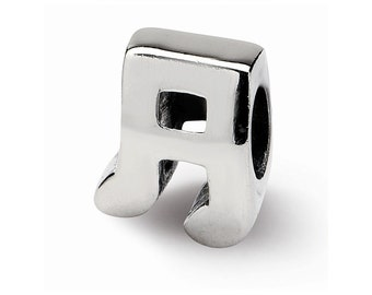 Sterling Silver Music Notes Bead