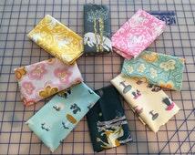Fantasia Fat Quarter Bundle -  by Art Gallery Fabrics - Sara Lawson of Sew Sweetness 8 FQs, 2 Yards Total - unicorns, mushrooms, butterflies