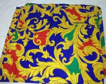royalty pattern bandana set of four