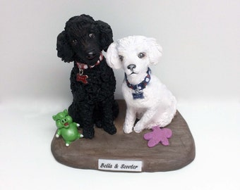 Custom Pet Sculptures from your Ideas and Photos