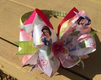 Disney Princessess Inspired Headband