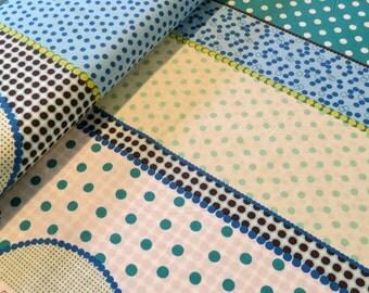 Multi Stripe in Color C by Yoko Okamota for Yuwa of Japan