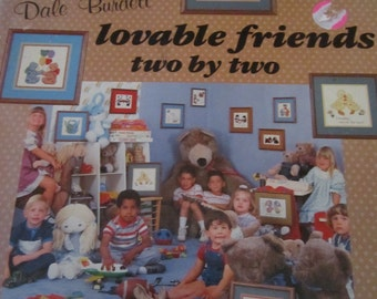 Lovable Friends two by two