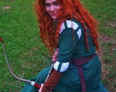 Merida's Bow and 6 Arrows Brave Inspired