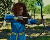 Adult Merida Bow with 3 Arrows