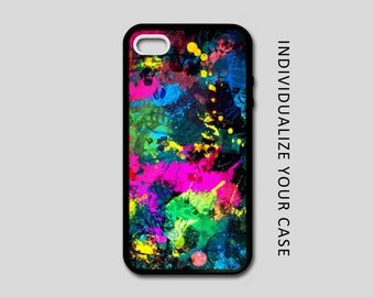 Artistic iPhone Case, Painting iPhone Case, Artistic Samsung Galaxy Case, iPhone 6, iPhone 5, iPhone 4, Galaxy S4, Galaxy S5, Galaxy S6