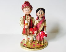 indian wedding cake toppers bride and groom uk popular items for indian cake topper on etsy 16425