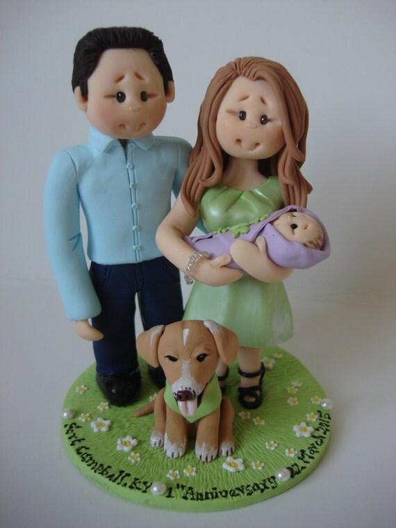 anniversaire de mariage avec bebe
