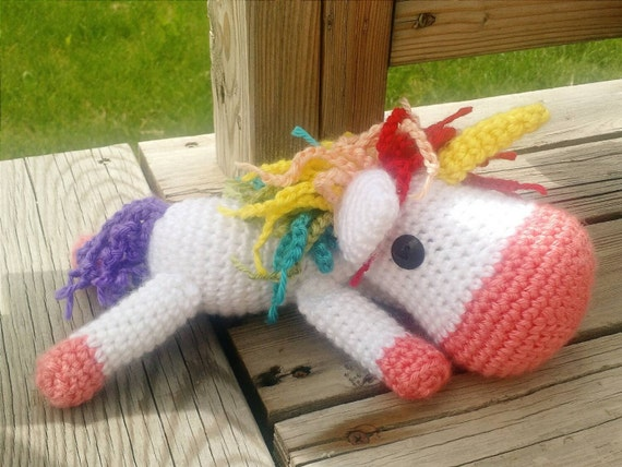 Eunice the Unicorn Stuffed Animal