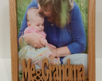 Grandparents 8x10 Custom frame