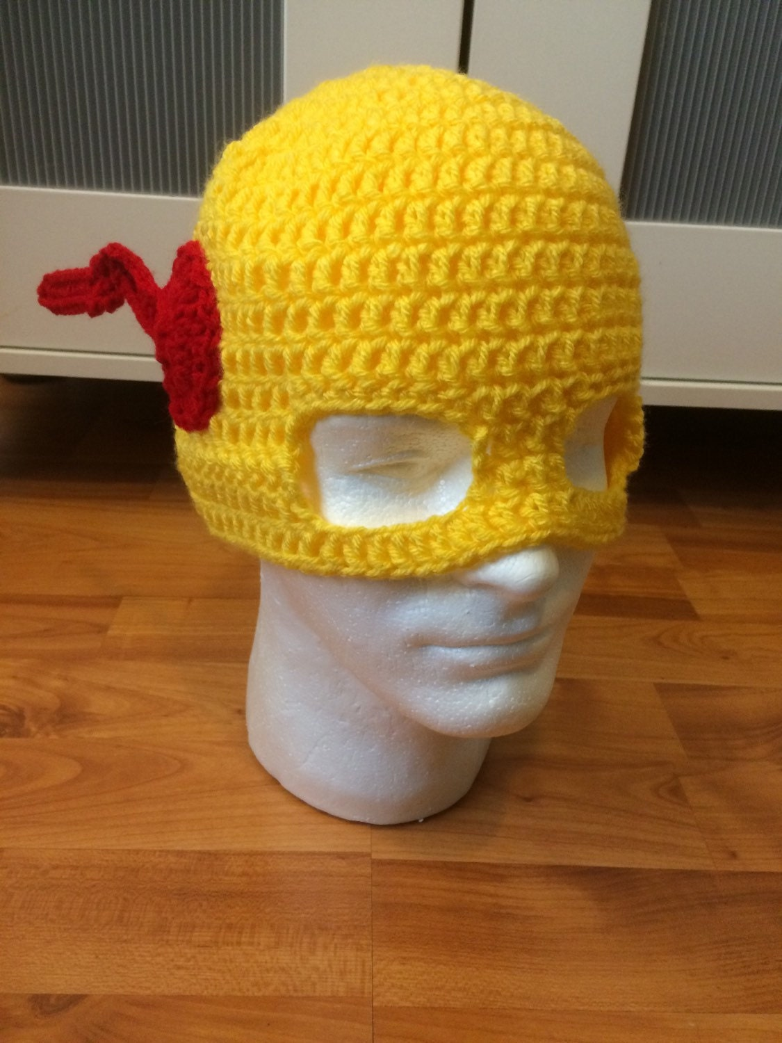 how to make a flash mask