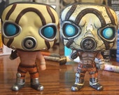 Borderlands Psycho Funko Pop! Vinyl REPAINT