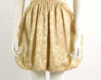 ON SALE BUBBLE Dress: Prom Dress // Strapless Dress // Strapless Mini Dress // Strapless Bubble // Mini Bubble Dress // Brocade Jacquard //