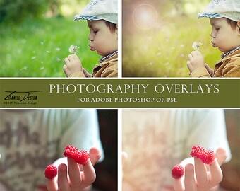 Photography Sun Flare Overlays, Haze Textures , Photo Overlays, Photography Textures ,INSTANT DOWNLOAD