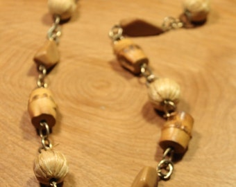 Driftwood Necklace, item #158