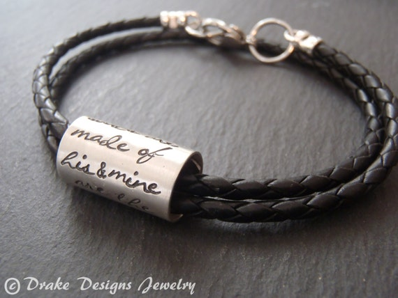 personalized womens leather inspirational by
