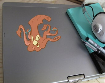 Kaiju - Calagory the Giant Squid Monster