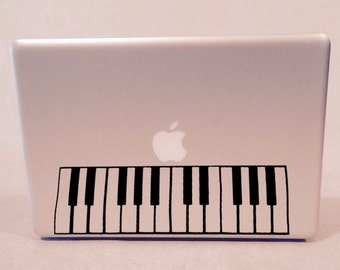 Piano Keys Vinyl Decal