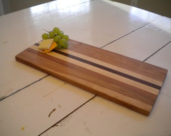 Cutting Board, Serving Tray, Cheese board, Prep Tray, Chopping Block, Wedding gift, Fifth Anniversary