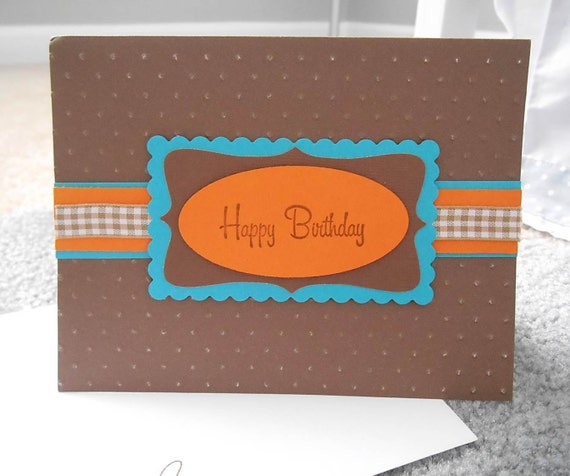 Happy Birthday Card Adoption Fundraiser By SolitarySandpiper